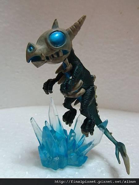 魔獸寵物 WarCraft Pet-冰霜雛龍寶寶-全身照.jpg