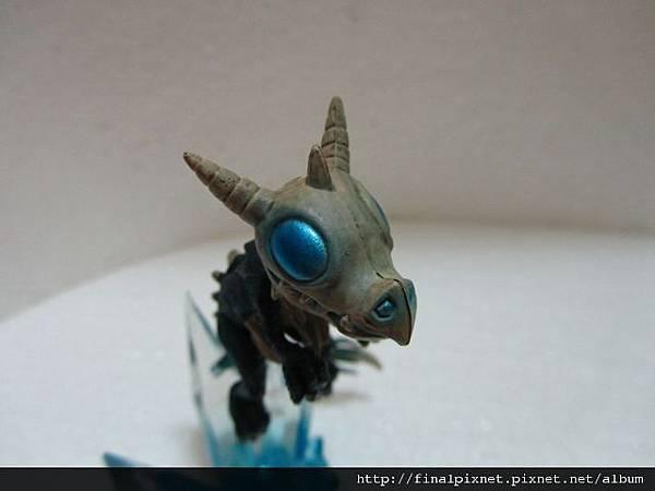 魔獸寵物 WarCraft Pet-冰霜雛龍寶寶-頭部.jpg