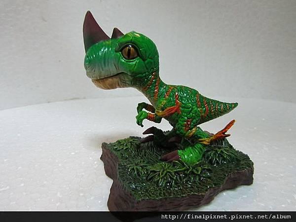 魔獸寵物 WarCraft Pet-迅猛龍寶寶.jpg
