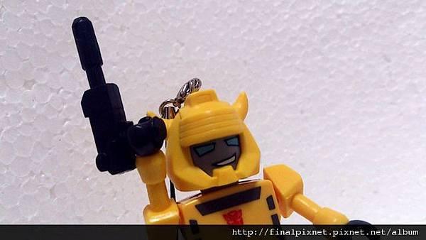 KRE-O 變形金剛-大黃蜂-sp