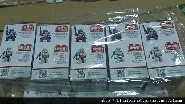 KRE-O 變形金剛-一袋五盒