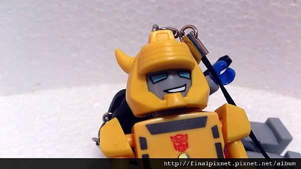 KRE-O 變形金剛-大黃蜂-上半身