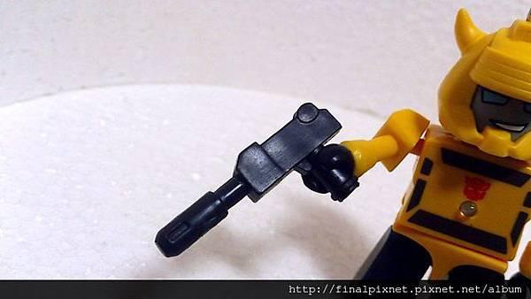 KRE-O 變形金剛-大黃蜂-武器