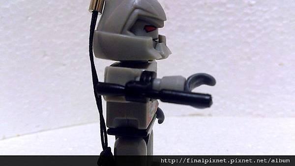 KRE-O 變形金剛-密卡登-武器
