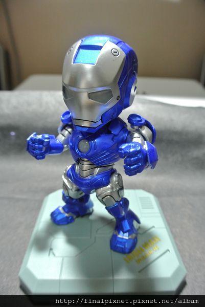 Tideway 鋼鐵人 Iron Man MK3 藍色ver.-2_800x600