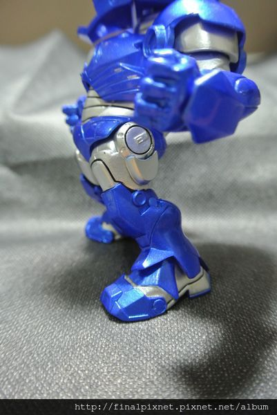 Tideway 鋼鐵人 Iron Man MK3 藍色ver.-下半身-腳部_800x600