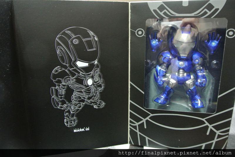 Tideway 鋼鐵人 Iron Man MK3 藍色ver.-外盒-外蓋_800x600