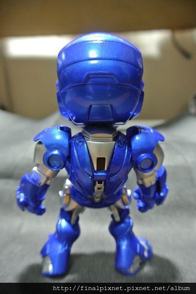 Tideway 鋼鐵人 Iron Man MK3 藍色ver.-背面_800x600