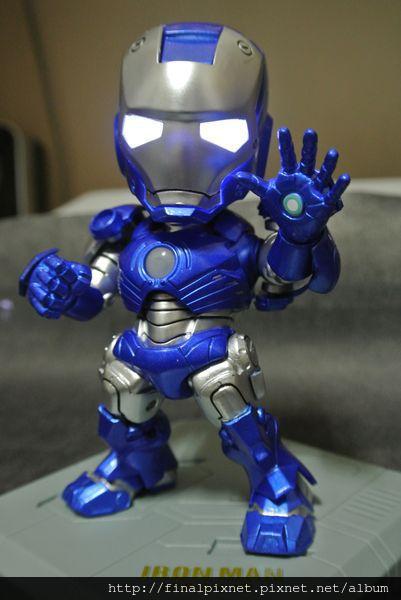 Tideway 鋼鐵人 Iron Man MK3 藍色ver.-登登登_800x600