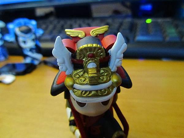 全家霹靂Q版公仔Ⅸ-犬若丸-日本武將頭盔.jpg