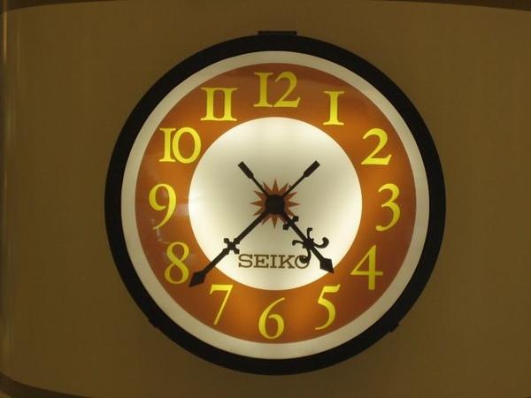 咕咕鐘的時鐘