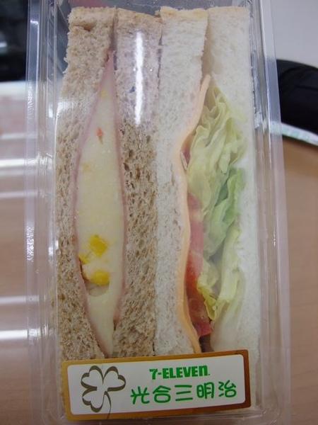 起司薯泥沙拉三明治-盒裝滴