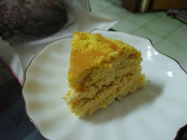 南瓜乳酪-小塊的看起來不錯