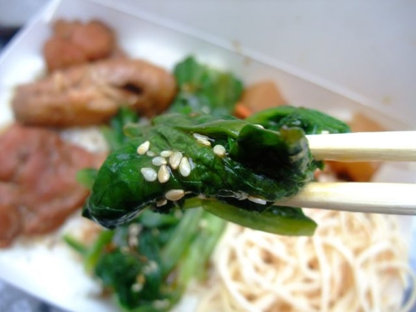青菜也很新鮮.JPG