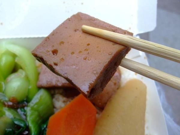 唐揚雞肉-百頁豆腐.JPG