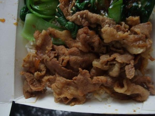 壽喜燒豬肉-主菜.JPG