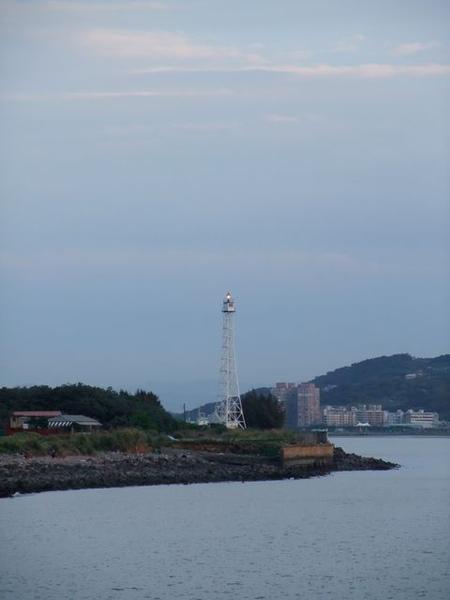 發亮的燈塔.JPG