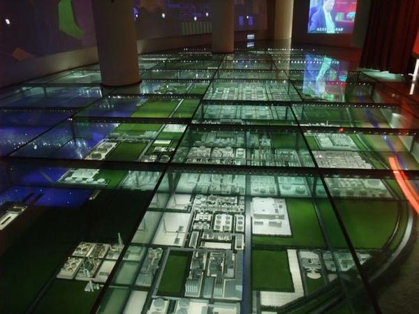 台塑文化紀念館-六輕全模型2.JPG