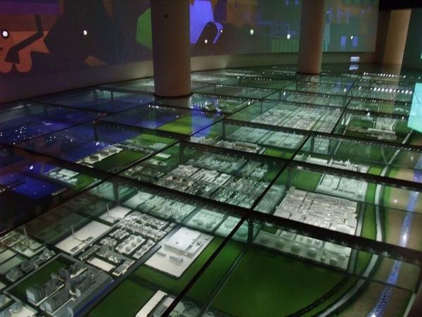 台塑文化紀念館-六輕全模型3.JPG
