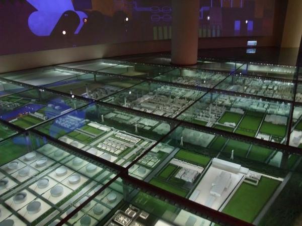 台塑文化紀念館-六輕全模型4.JPG