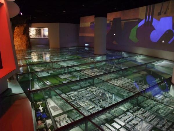 台塑文化紀念館-六輕全模型6.JPG