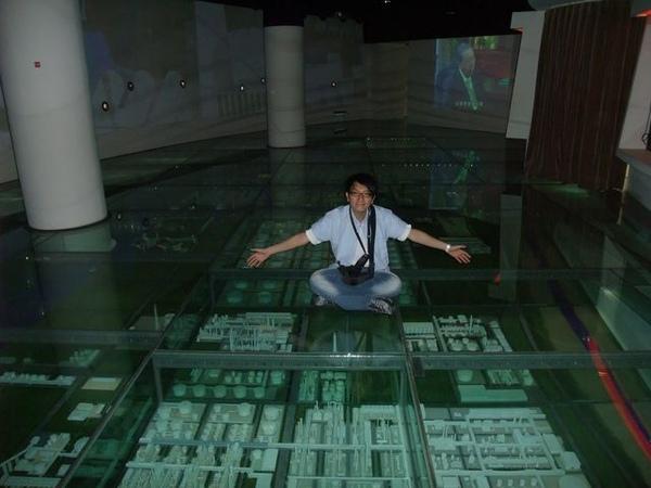 台塑文化紀念館-六輕全模型盡收眼裡.JPG
