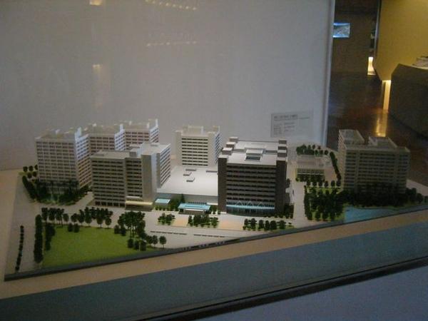 台塑文化紀念館-各大醫院模型1.JPG