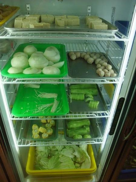 豆腐綠色青菜等.JPG
