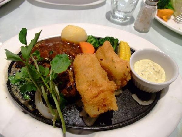 漢堡+起士魚排卷.JPG