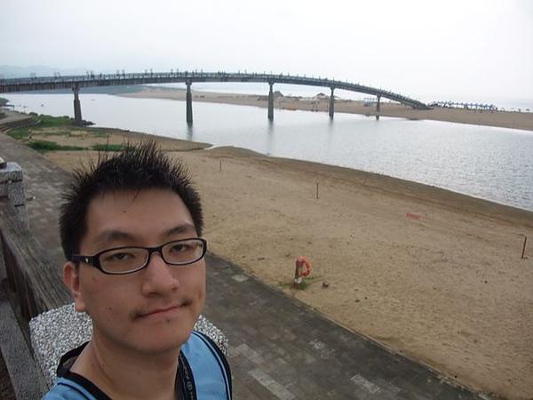 福隆海水浴場-風景與我.JPG