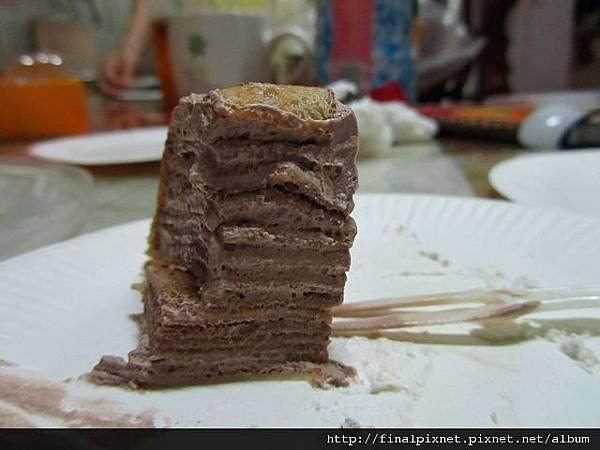 塔吉特千層蛋糕-巧克力-朱古力味濃.jpg