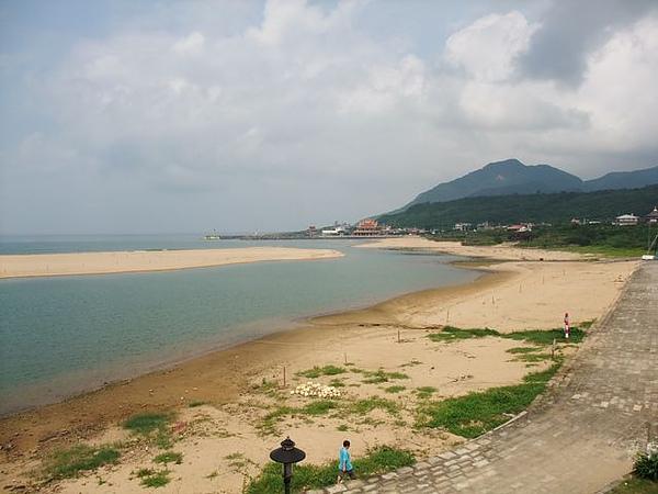 福隆海水浴場-海浪沙灘陽光-1.JPG