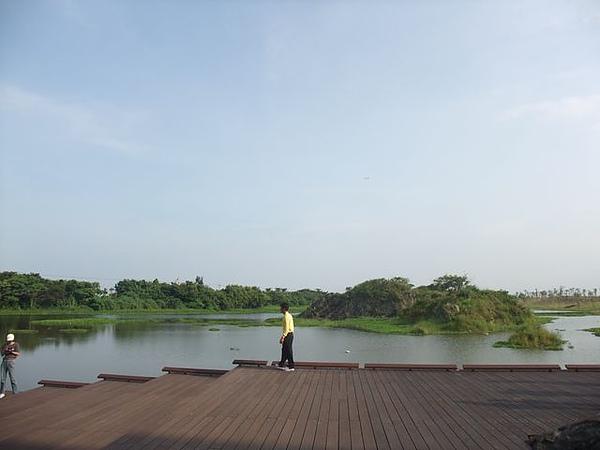 蘭陽博物館-湖光水色.JPG