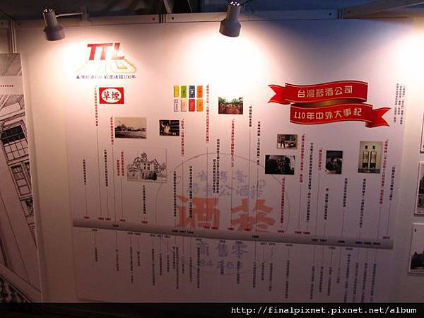 台灣菸酒110周年慶-臺灣歷史展示區-中外大事紀.jpg