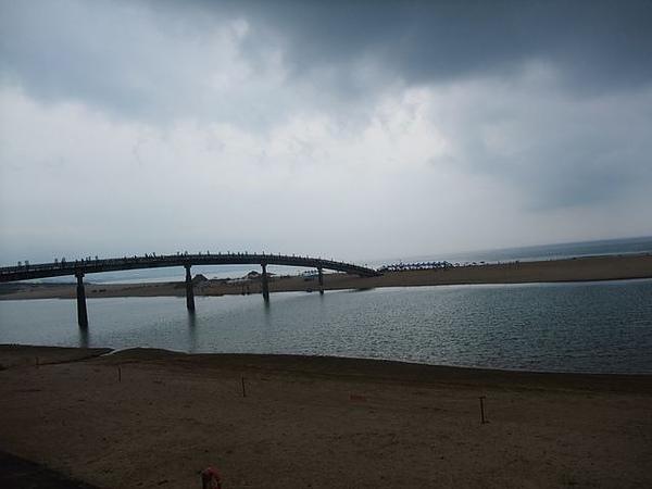 福隆海水浴場-觀海樓-遠眺.JPG