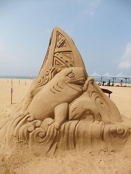 2010沙雕-鯊魚.JPG