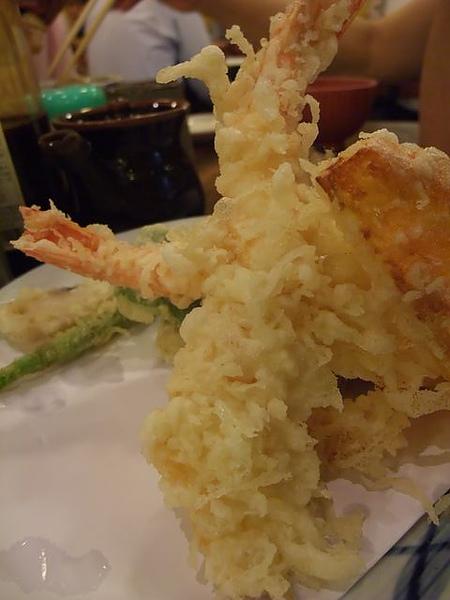 綜合炸蝦盤-炸蝦.JPG
