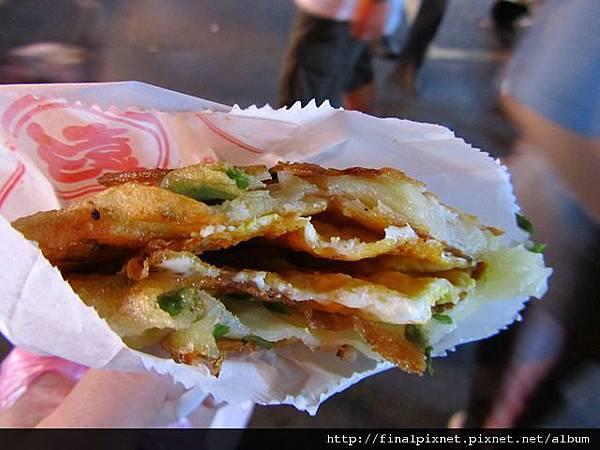 宜蘭東門夜市-彭家蔥油餅-蔥油餅.jpg