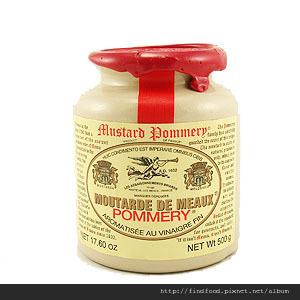 法國莫城葡瑪芮陶罐芥末籽醬