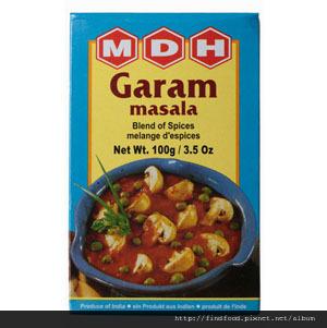 印度綜合香料Garam Masala
