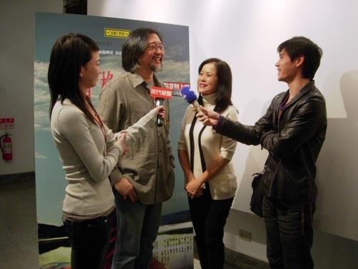 0221採訪起兩位家有喜事的新聞~原來是賴家有女要出嫁了!