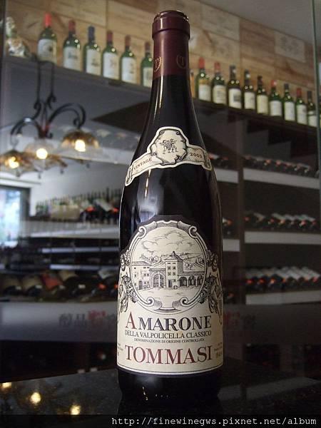 Tommasi Amrone Della Valpolicella Classico 2003