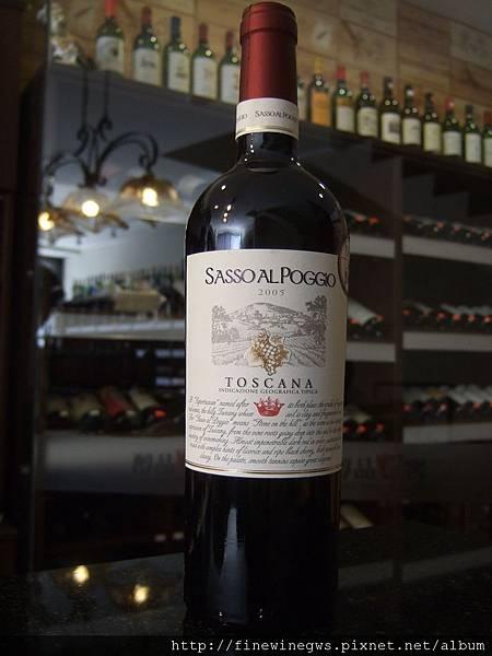 Sasso Al Poggio Toscana 2005.JPG