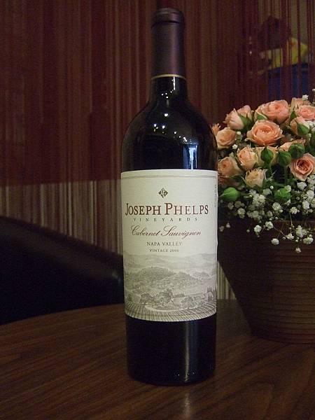 Joseph Phelps Napa Valley Cabernet Sauvignon 2008