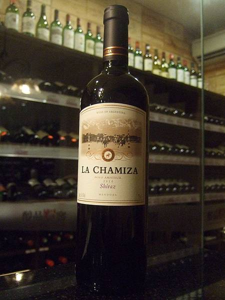 La Chamiza Polo Amateur Shiraz 2010