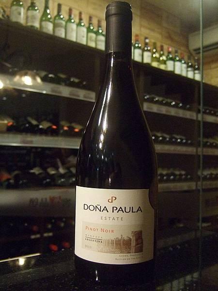 Dona Paula Estate Pinot Noir 2010