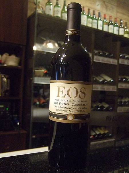 EOS. Paso Robles, The French Connection 2006