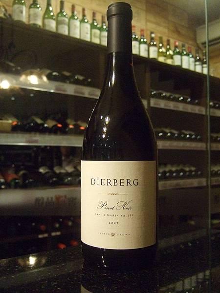 Dierberg Pinot Noir, 2007