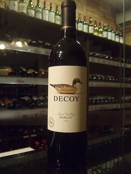 Decoy, Napa Valley Merlot, 2008