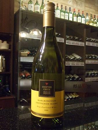 Coopers Creek Sauvignon Blanc 2009
